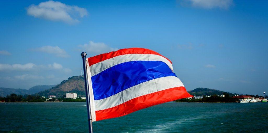 bandiera thailandese significato