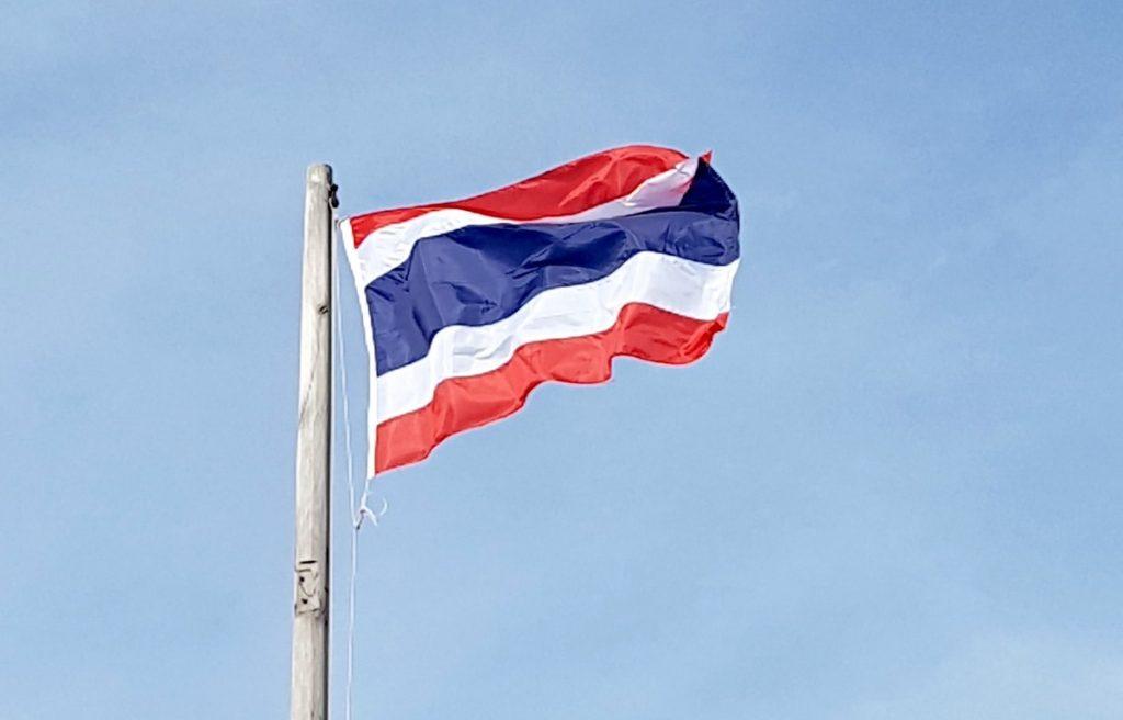 significata della bandiera della Thailandia