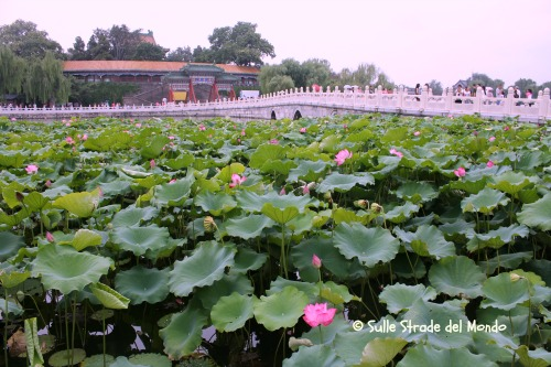 Parco Beihai Pechino