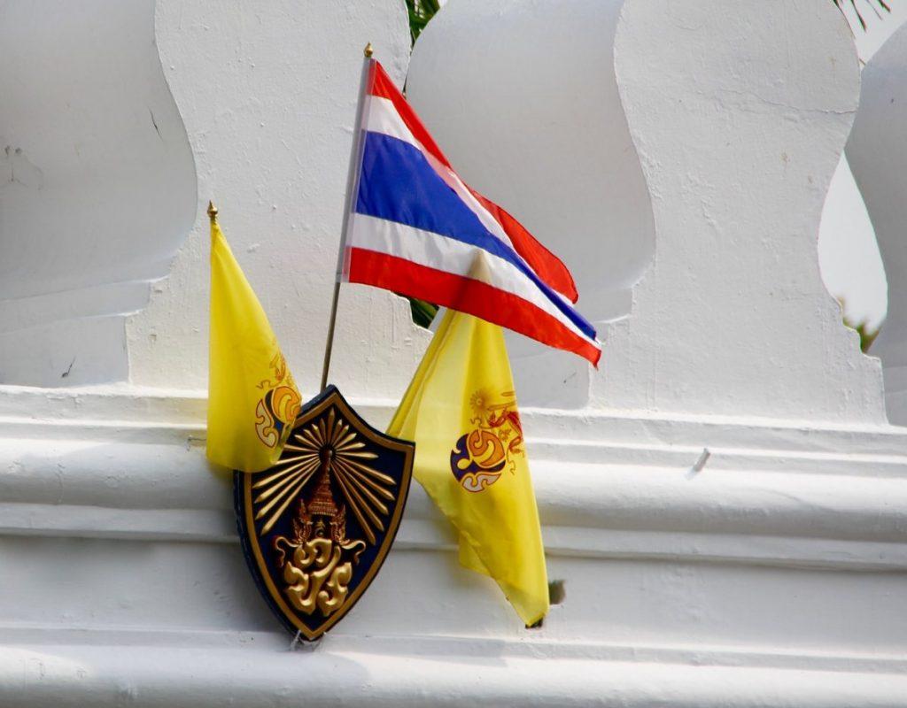 bandiera thailandia significato