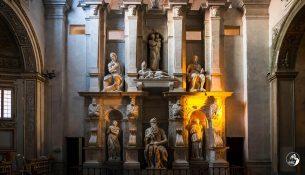 San Pietro in Vincoli tomba di Giulio II