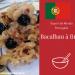 Baccalà à braz ricetta