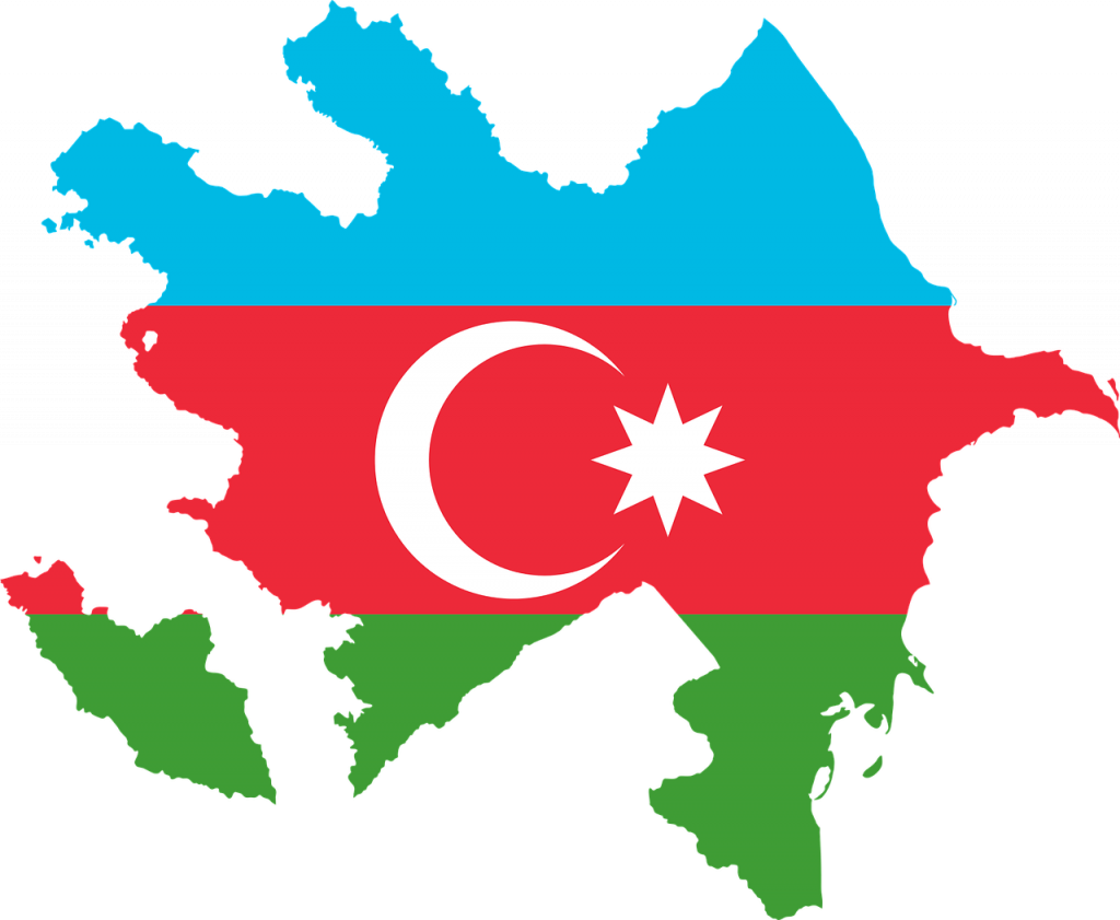 Azerbaigian mappa