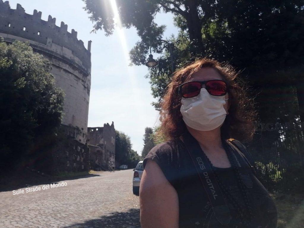 Via Appia Antica, Tomba di Cecilia Metella