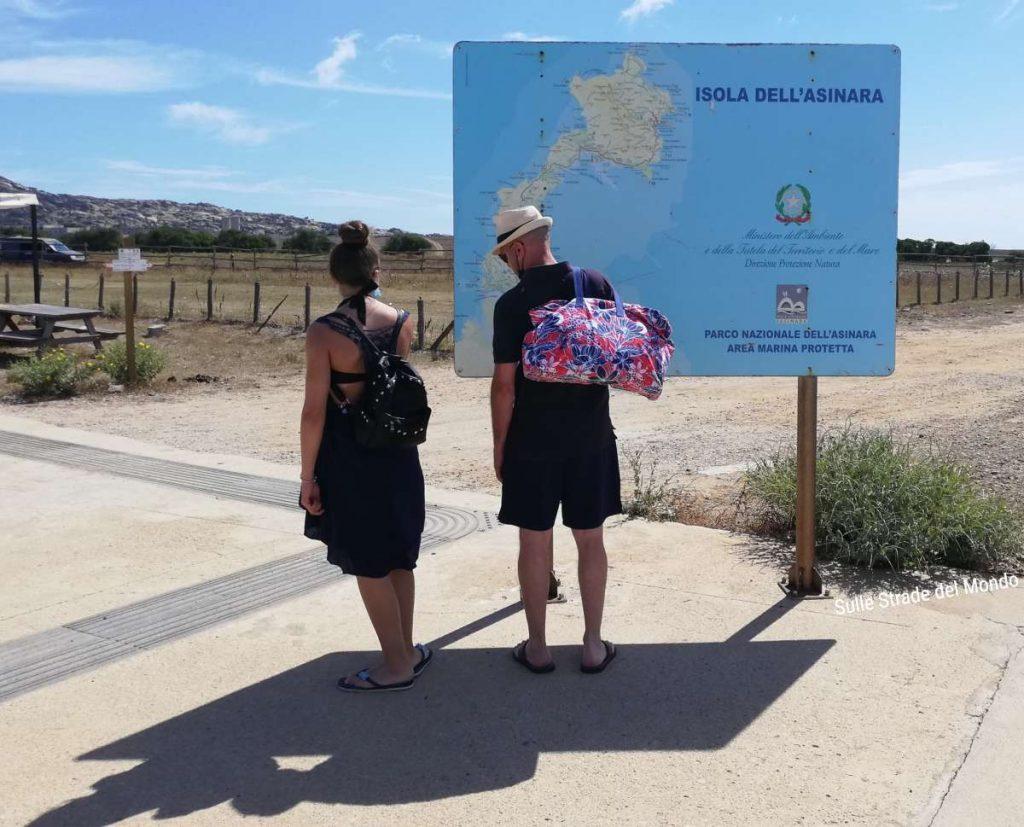 Escursione all'Asinara