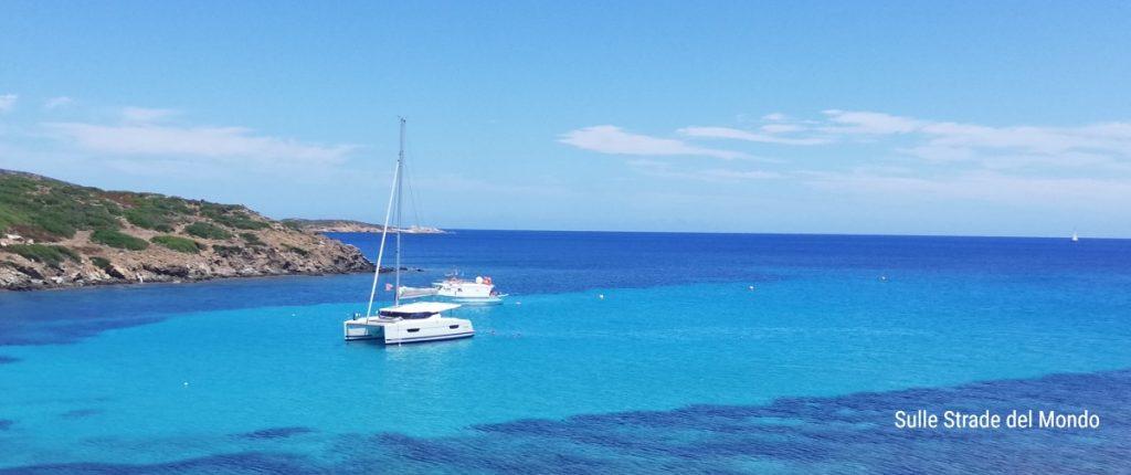 Escursione all'Asinara in barca