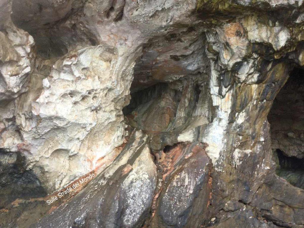 Particolare della Grotta di Nettuno
