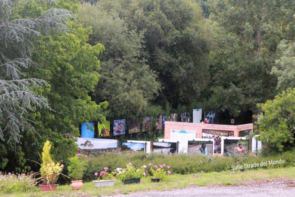 La Gacilly Festival è inserito nell'ambiente