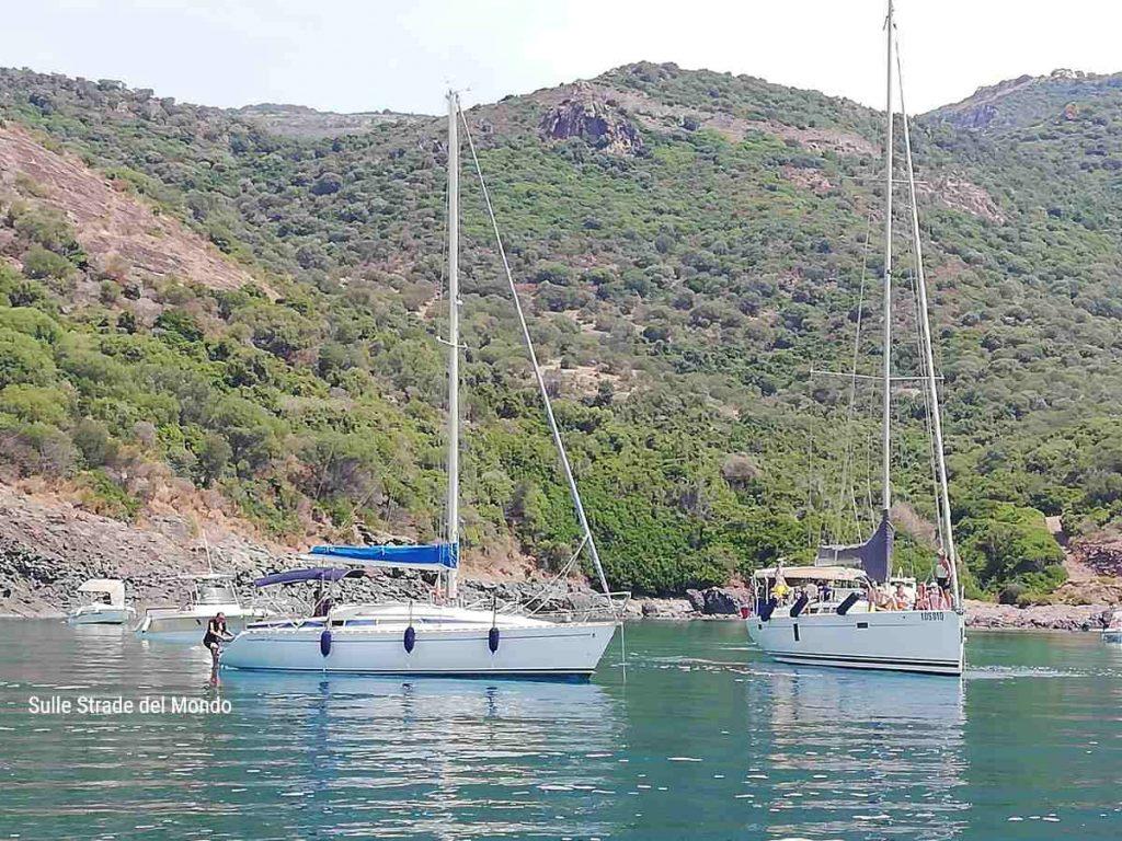 Barca a vela in Sardegna Nord Occidentale
