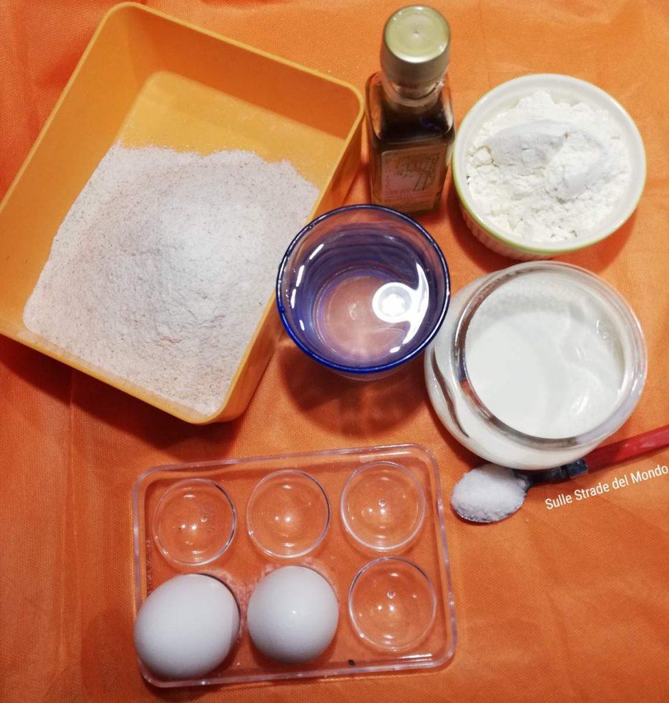 ingredienti Ricetta originale gallette bretoni