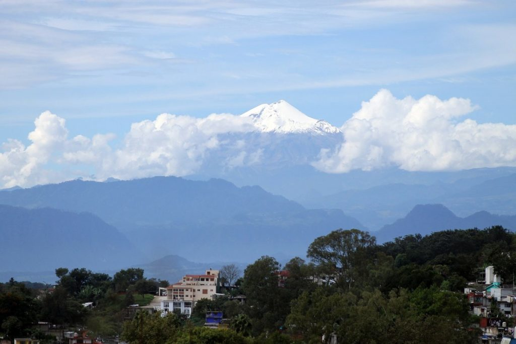 10 cose da fare in Messico trekking dei vulcani