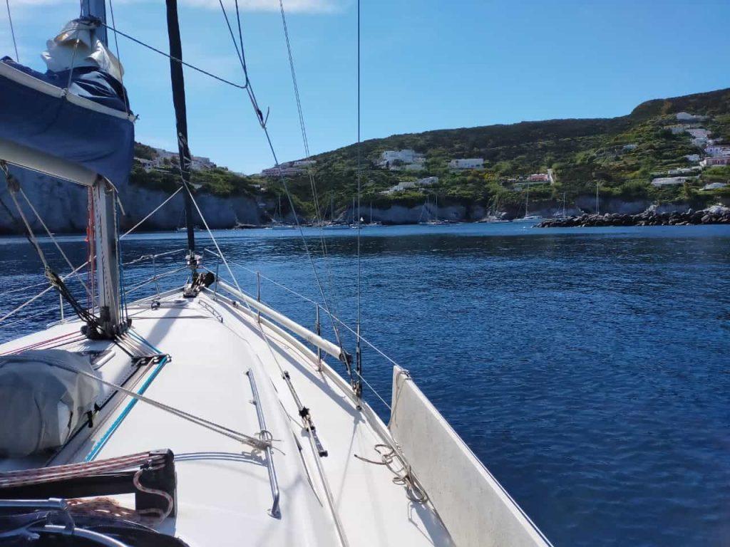 Vacanze in barca a ponza