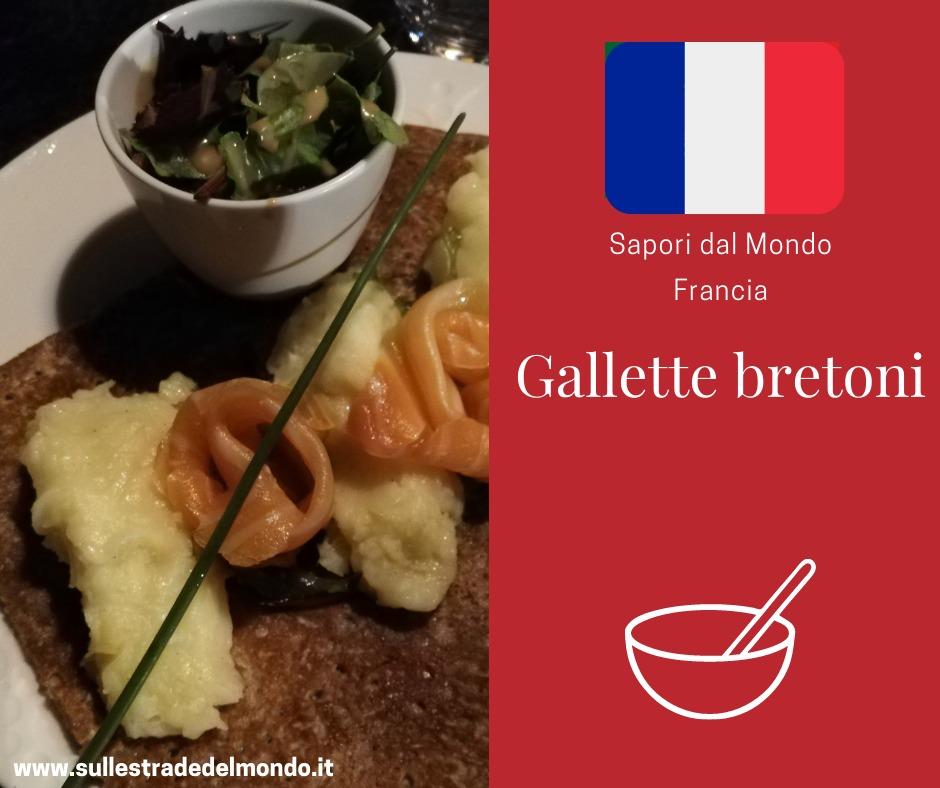 Ricetta originale gallette bretoni