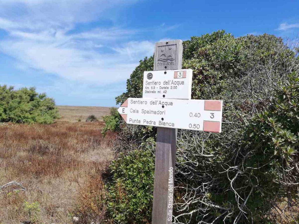 Fare Trekking all'Asinara