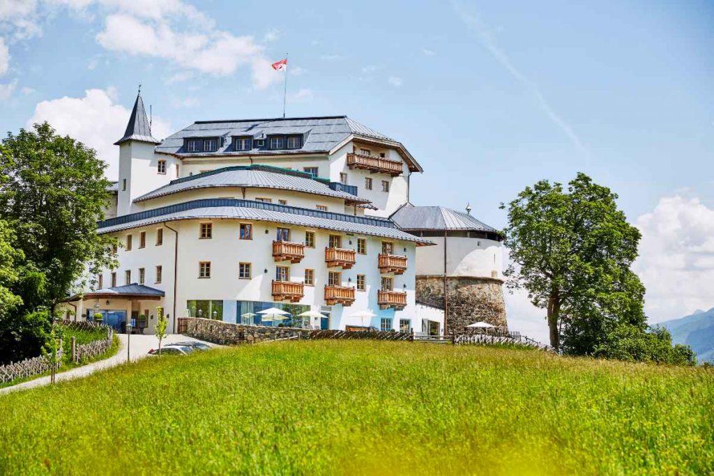 Dormire in un castello a Mittersill