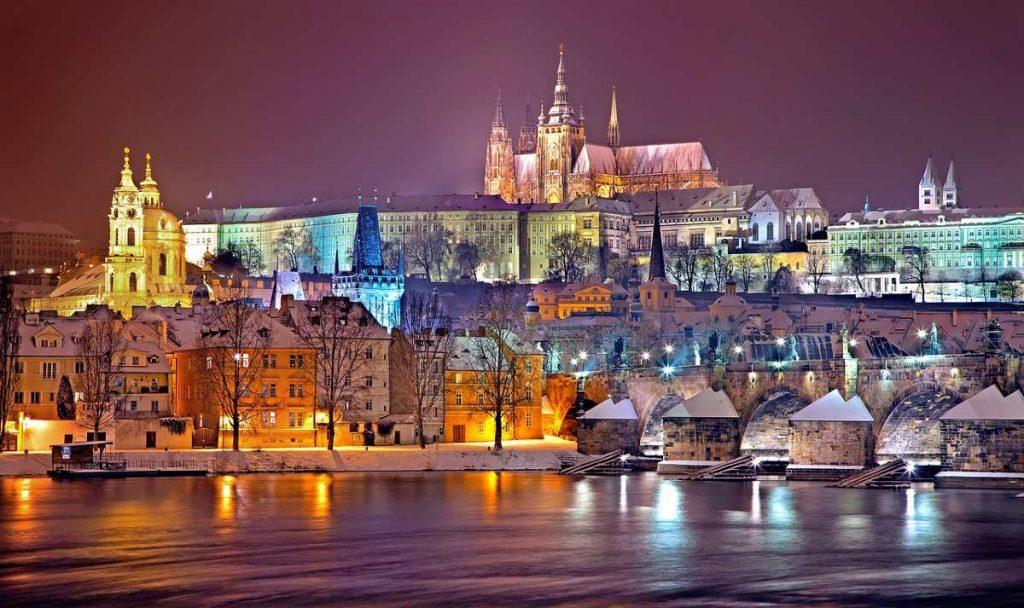 Il castello di Praga