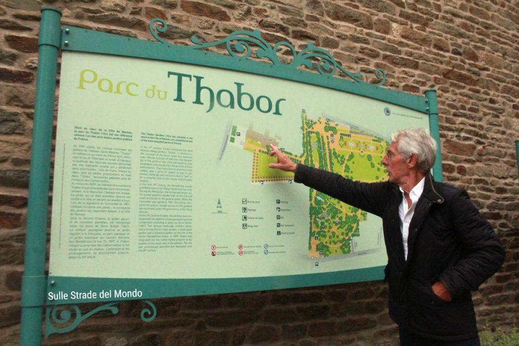 Ingresso Parco Thabor
