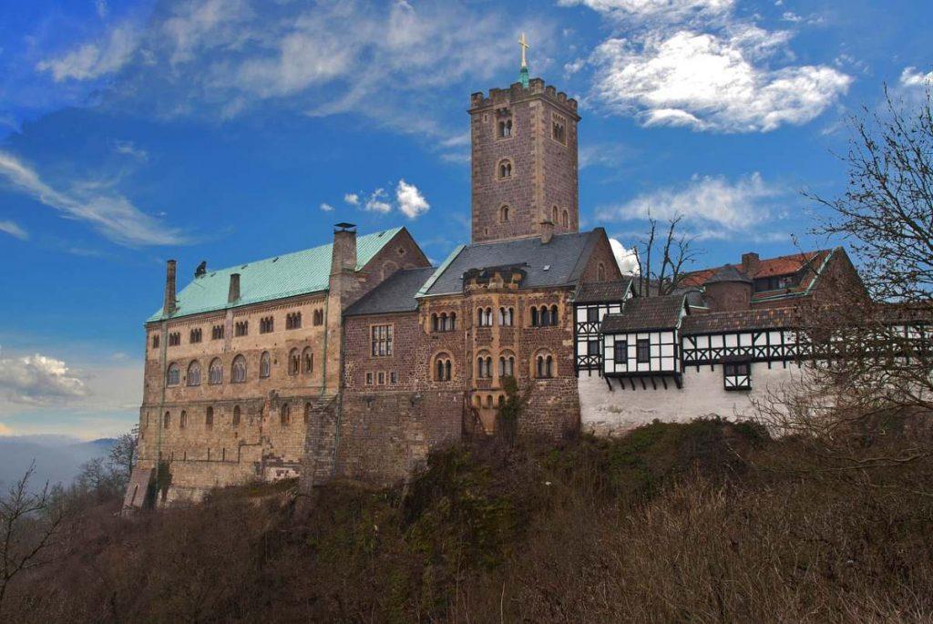 castelli più belli del mondo Wartburg