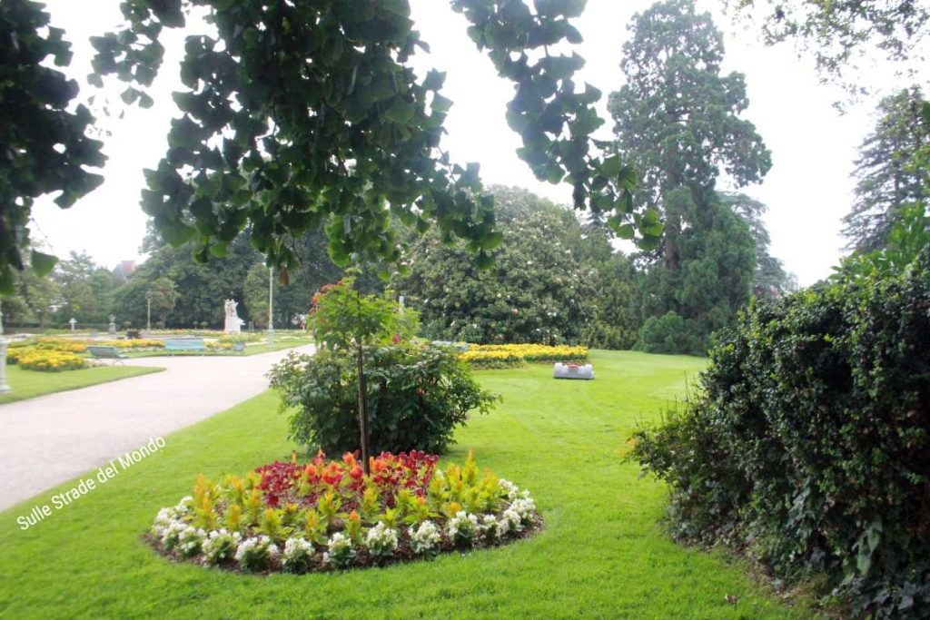 Parco Thabor Rennes