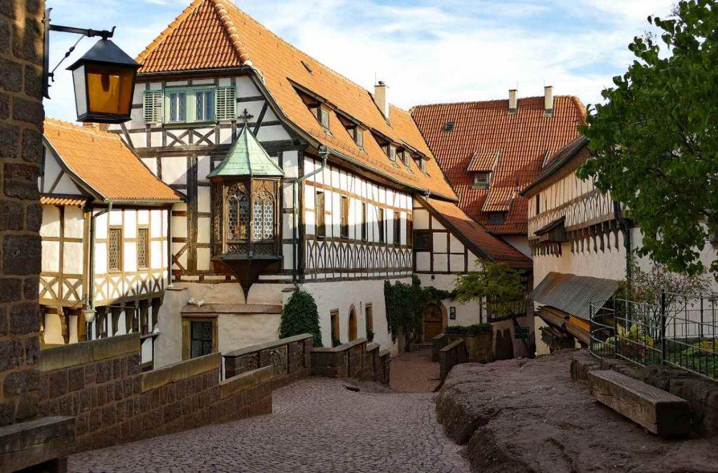castello di Wartburg