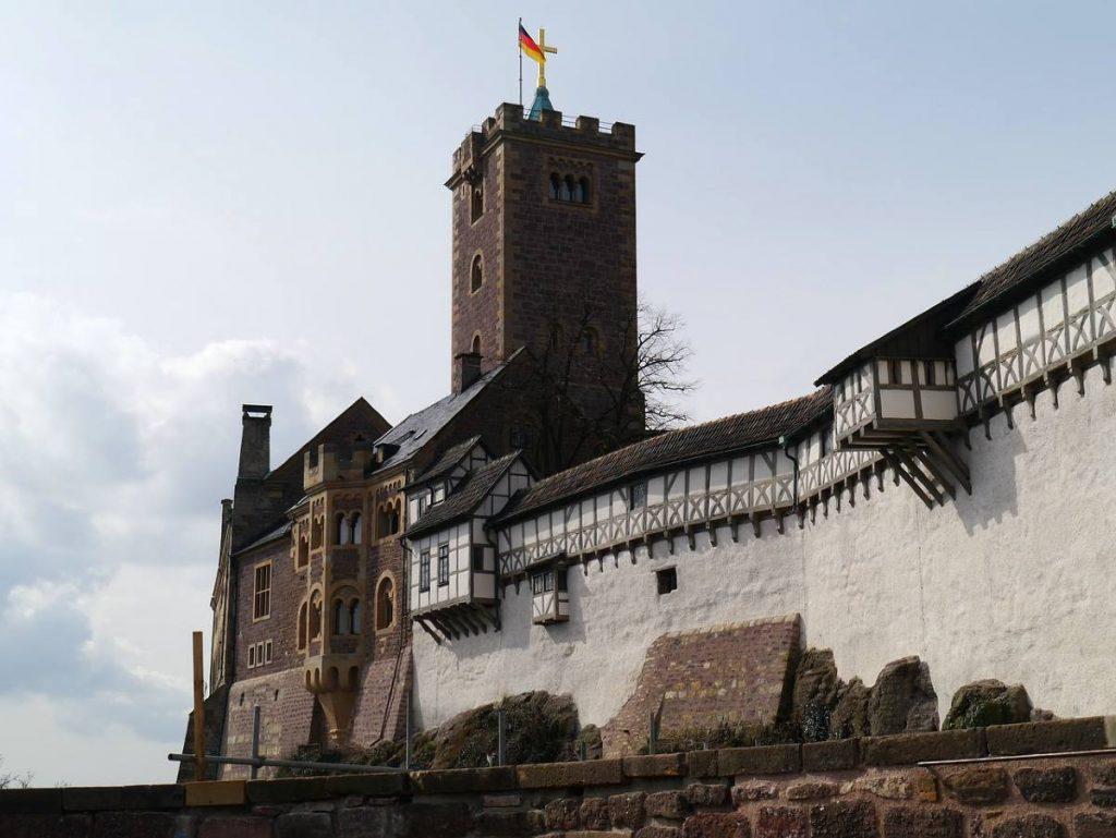 castello di Wartburg tra i più belli