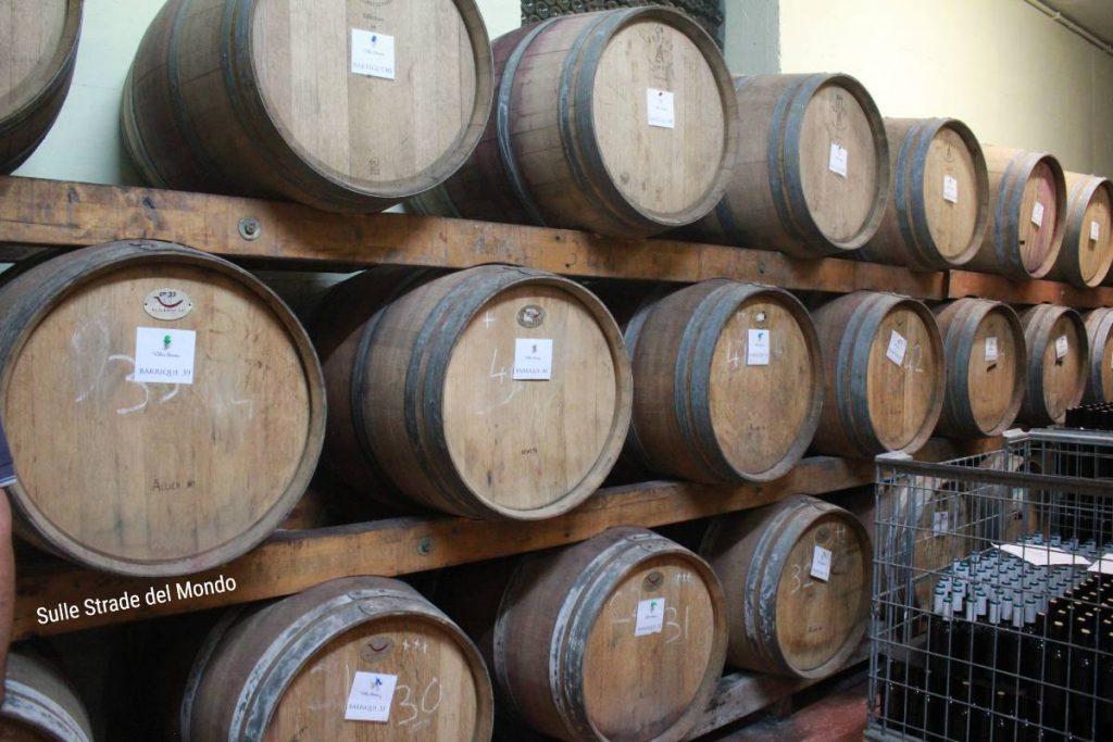 Botti di Vino Frascati
