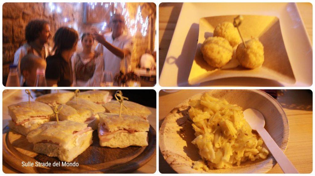 Mangiare la centro storico di Caserta