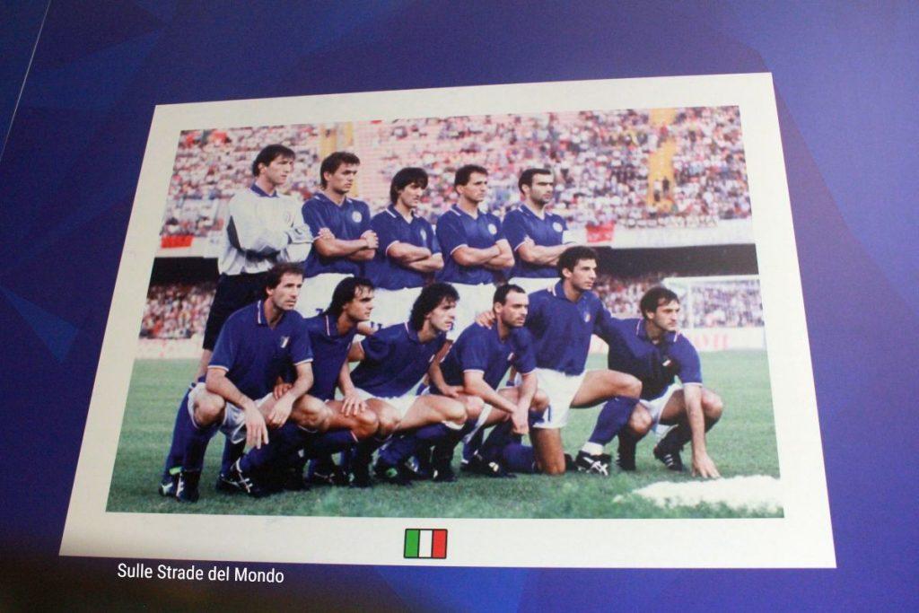 Nazionale Azzurra dei Mondiali 90