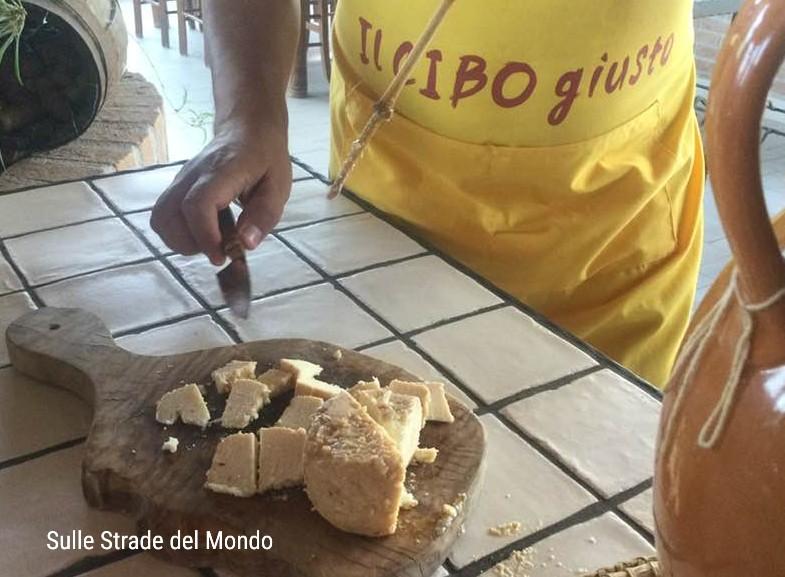 Mangiare formaggio a Caserta