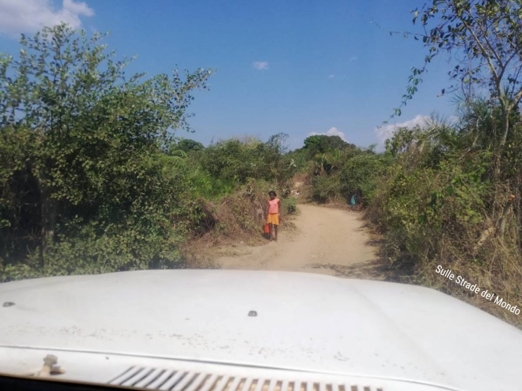 Sulle Strade del Madagascar