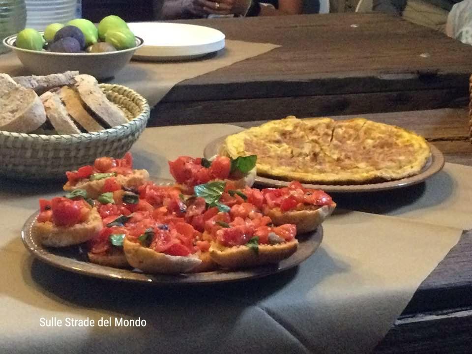 mangiare alla sbecciatrice di Caserta